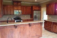Traditional Interior - Kitchen Plan #437-84