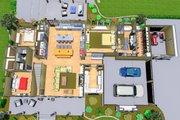 Farmhouse Style House Plan - 3 Beds 2 Baths 2252 Sq/Ft Plan #406-9653 Floor Plan - Other Floor