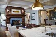 Tudor Style House Plan - 5 Beds 5 Baths 7398 Sq/Ft Plan #928-275 Interior - Family Room