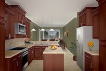 House Plan Design - Farmhouse Photo Plan #21-155