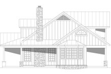 Architectural House Design - Country Exterior - Other Elevation Plan #932-349