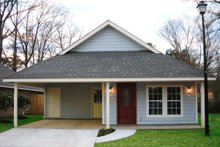Traditional Exterior - Front Elevation Plan #430-38