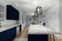Dream House Plan - Traditional Interior - Kitchen Plan #1060-32