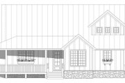 Country Style House Plan - 3 Beds 3 Baths 2438 Sq/Ft Plan #932-348 Exterior - Front Elevation