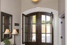 Cottage Interior - Entry Plan #929-992