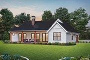 Farmhouse Style House Plan - 3 Beds 2.5 Baths 2062 Sq/Ft Plan #48-1034