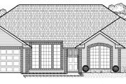Ranch Style House Plan - 3 Beds 2 Baths 1942 Sq/Ft Plan #65-356