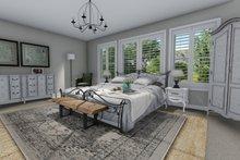 Traditional Interior - Master Bedroom Plan #1060-37