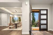House Plan Design - Contemporary Interior - Entry Plan #1066-62