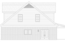 Home Plan - Traditional Exterior - Other Elevation Plan #932-402