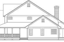 House Design - Farmhouse Exterior - Other Elevation Plan #124-193