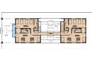 Craftsman Style House Plan - 11 Beds 10.5 Baths 10991 Sq/Ft Plan #923-10 Floor Plan - Upper Floor
