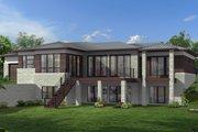 Modern Style House Plan - 4 Beds 4 Baths 3931 Sq/Ft Plan #1057-25