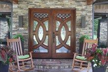 Contemporary Interior - Entry Plan #17-2551