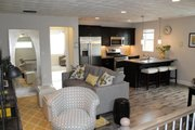 Craftsman Style House Plan - 4 Beds 3.5 Baths 2506 Sq/Ft Plan #20-2325 Interior - Family Room