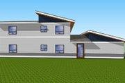 Modern Style House Plan - 4 Beds 3 Baths 2177 Sq/Ft Plan #518-9