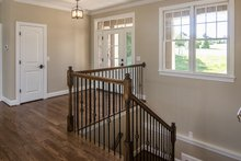 Craftsman Interior - Entry Plan #929-953
