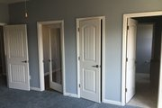 Craftsman Style House Plan - 2 Beds 2.5 Baths 1959 Sq/Ft Plan #437-91 Interior - Master Bedroom