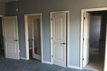 Architectural House Design - Craftsman Interior - Master Bedroom Plan #437-91