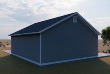 House Plan Design - Traditional Exterior - Rear Elevation Plan #1060-87