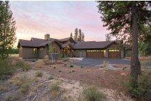 House Design - Craftsman Exterior - Front Elevation Plan #892-11