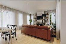 Dream House Plan - Farmhouse Interior - Family Room Plan #23-2740