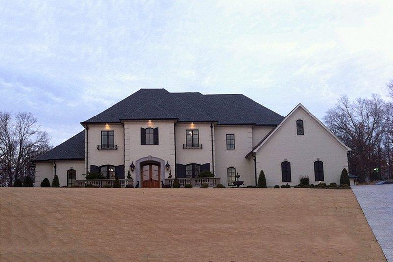 European Style House Plan - 4 Beds 4 Baths 5854 Sq/Ft Plan #17-2381 Photo