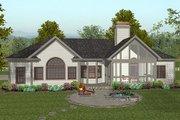 Craftsman Style House Plan - 3 Beds 2.5 Baths 1992 Sq/Ft Plan #56-567
