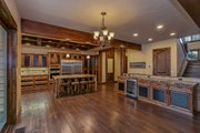 Craftsman Style House Plan - 4 Beds 4.5 Baths 4208 Sq/Ft Plan #892-3 Photo