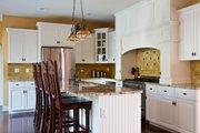 Craftsman Style House Plan - 3 Beds 2.5 Baths 3477 Sq/Ft Plan #928-244 Interior - Kitchen
