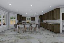 Dream House Plan - Mediterranean Interior - Kitchen Plan #1060-29