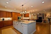 Farmhouse Style House Plan - 4 Beds 3.5 Baths 3493 Sq/Ft Plan #56-222 Interior - Kitchen
