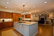 Architectural House Design - Kichen - 3500 square foot Country Home