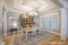 Home Plan - Ranch Interior - Dining Room Plan #929-1059