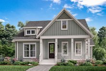 Traditional Exterior - Front Elevation Plan #430-146