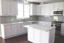 Home Plan - Craftsman Interior - Kitchen Plan #1057-14