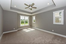 House Plan Design - Craftsman Interior - Master Bedroom Plan #20-2146