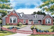 Architectural House Design - Rendering Front