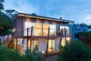 Modern Style House Plan - 3 Beds 2.5 Baths 2282 Sq/Ft Plan #496-21 Photo