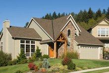 Home Plan - Craftsman Exterior - Other Elevation Plan #48-390