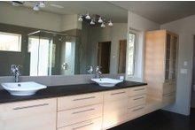 Modern Interior - Master Bathroom Plan #892-8
