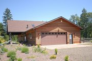 Contemporary Style House Plan - 3 Beds 2.5 Baths 2145 Sq/Ft Plan #124-624