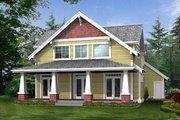 Craftsman Style House Plan - 3 Beds 2.5 Baths 2377 Sq/Ft Plan #132-187