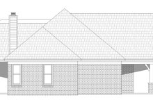 House Plan Design - Country Exterior - Other Elevation Plan #932-65