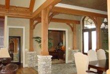 Craftsman Interior - Other Plan #54-385