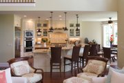 Country Style House Plan - 3 Beds 3.5 Baths 3528 Sq/Ft Plan #930-10 Interior - Other