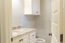 House Plan Design - European Interior - Bathroom Plan #430-136