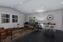 Dream House Plan - Farmhouse Interior - Family Room Plan #1060-82
