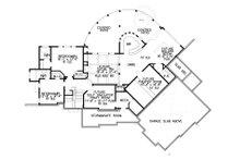 Craftsman Floor Plan - Other Floor Plan Plan #54-391