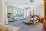 Craftsman Style House Plan - 5 Beds 5.5 Baths 4501 Sq/Ft Plan #17-2444 Interior - Master Bedroom